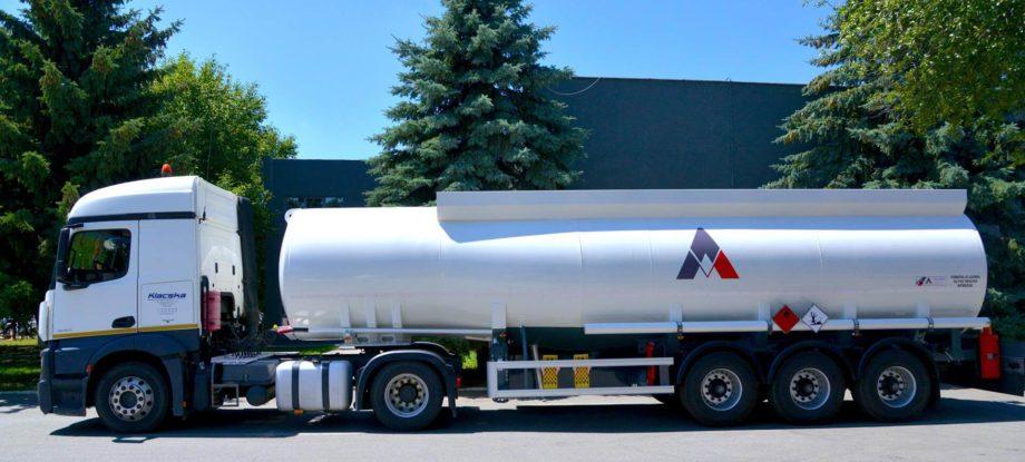 producator semiremorca transport combustibil